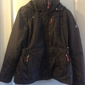 Zero xposur women's coat size Large